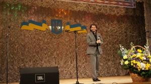 Композитор, музикант, співак Олександр Ломінський