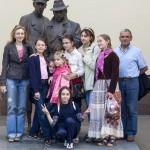 Пам'ятник Жиглову та Шарапову