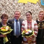Наталя Богелава, Володимир Мельниченко, Лідія Забіляста, Лариса Бондарук.