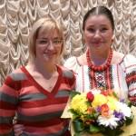 Лідія Забіляста та Ассоль Овсянникова.