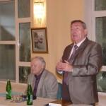 Борис Олійник і Володимир  Мельниченко
