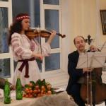 Анастасія Ведякова та Максим Золотаренко