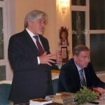 Павло Мовчан і Володимир Мельниченко