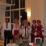Привітання Української народної хорової капели Москви