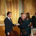 Вручення нагород ветеранам