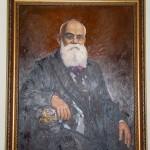 Портрет М. С. Грушевського