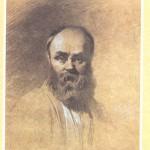 Т. Шевченко. Автопортрет. 1858 р.
