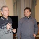 Іван Михайличенко та Ярослав Копельчук