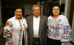 Працівники Культурного центру та представники української громади